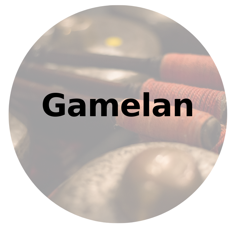 Link to information about gamelan classes